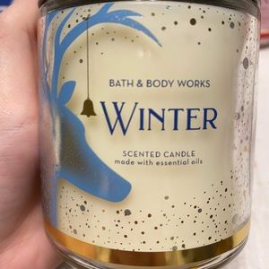 Winter 1 wick